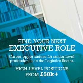 Find your next executive role. Career opportunities for senior level professionals in the Logistics Sector. High level positions from £50k+
