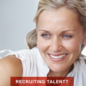 Recruiting talent?